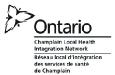 Champlain LHIN logo