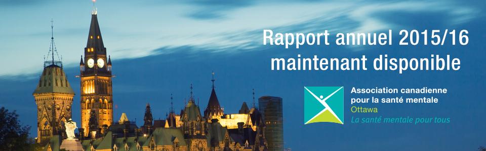 Rapport annuel 2015/16 is maintenant disponible