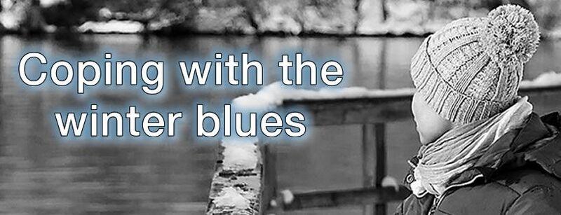 """""""The dreadful winter blues"""""""