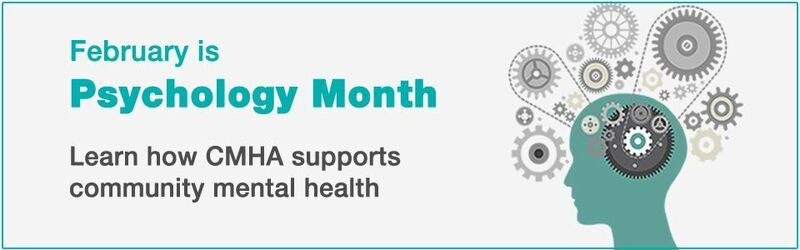 CMHA celebrates National Psychology Month