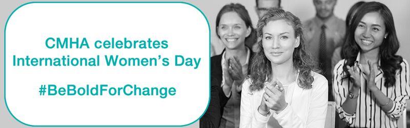CMHA celebrates International Women's Day