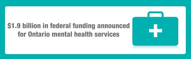New federal funding may help remedy historical deficits in mental health