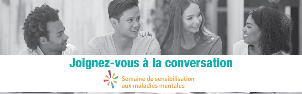 L'ACSM Ottawa commémore la Semaine de sensibilisation aux maladies mentales