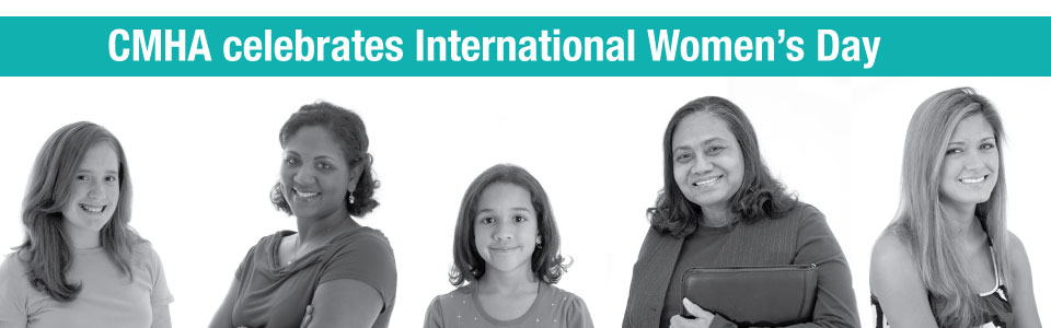 CMHA calls for action on International Women's Day