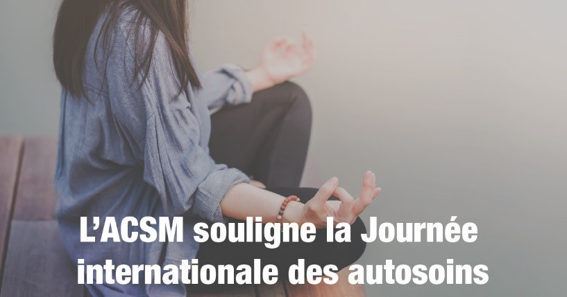 Journee internationale des autosoins