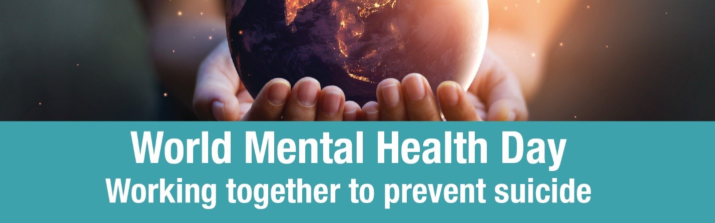 CMHA Ottawa recognizes world mental health day
