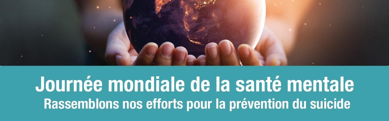 L'ACSM Ottawa souligne la Journée mondiale de la santé mentale
