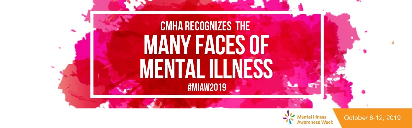 CMHA Ottawa recognizes Mental Illness Awareness Week