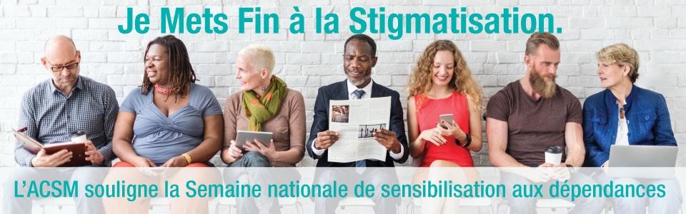 L'ACSM Ottawa soutient la Semaine nationale de sensibilisation aux dépendances