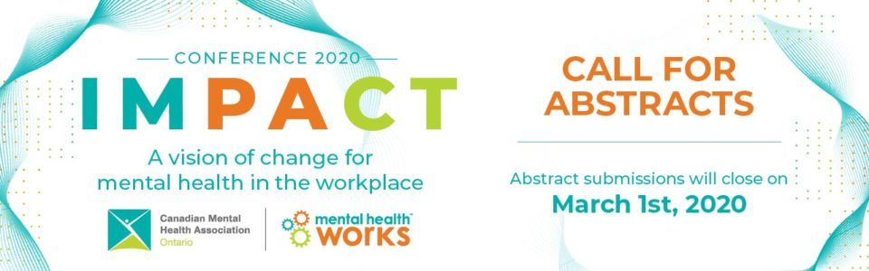 Impact banner -- a vision for change for mental health in the workplace