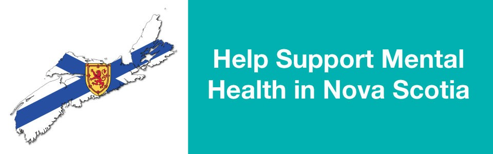 Help Support Mental Health in Nova Scotia