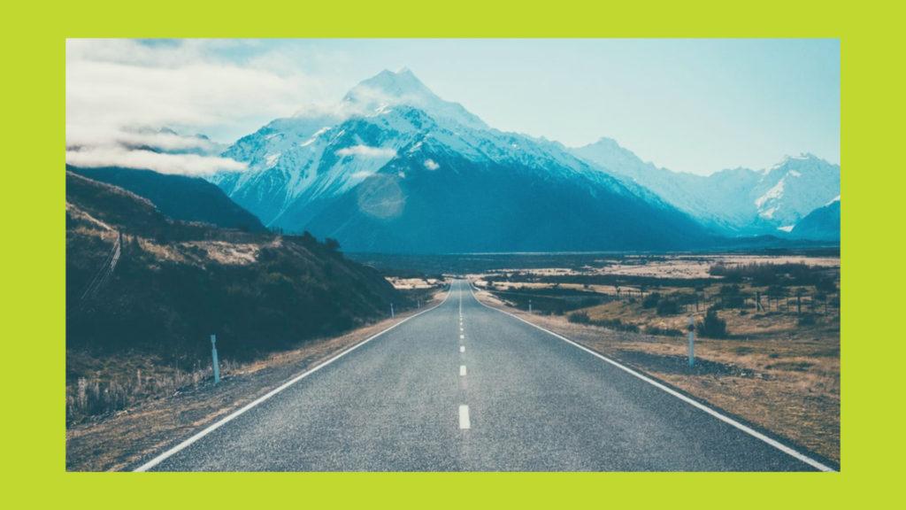 The open road | La route ouverte