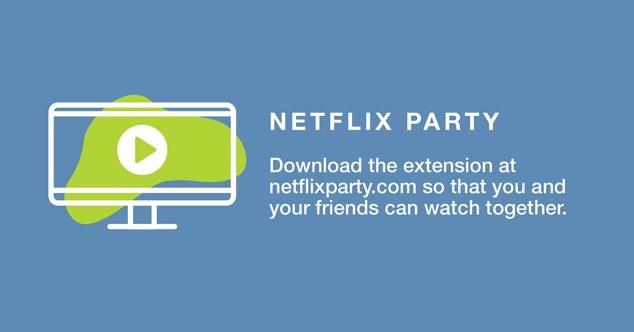 Netflix party!