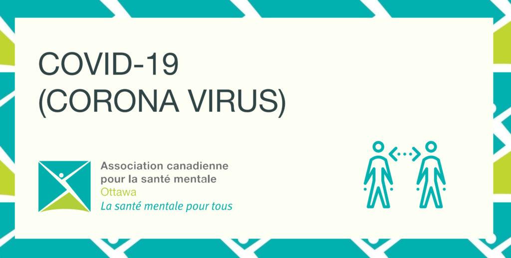 À propos de la COVID-19, ou maladie à coronavirus
