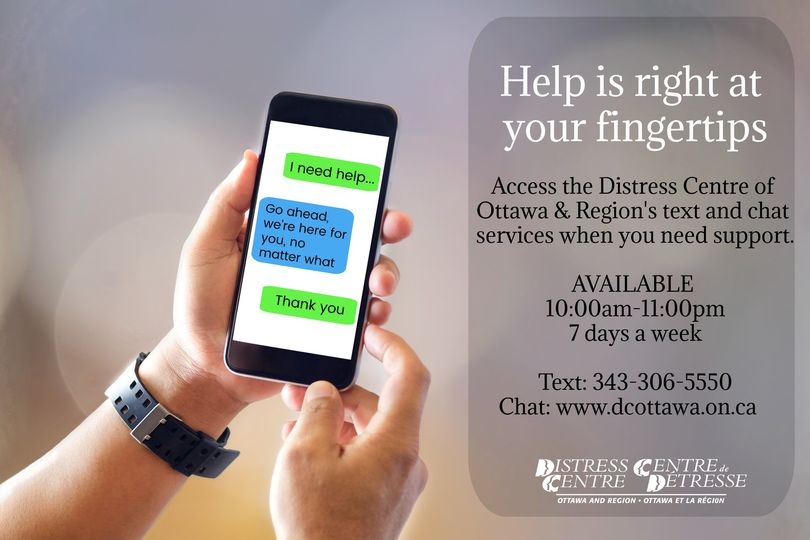Help is right at your fingertips