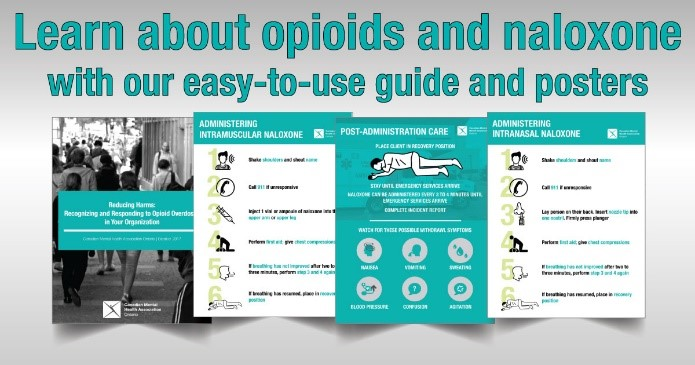 Learn about opioid and naloxone